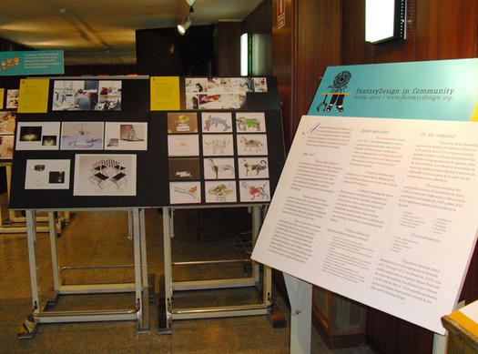 "<p>All the educational community and general public can see at our institute an example of the type of workshops and results we have done and obtained thanks to ""FantasyDesign"" project.</p>